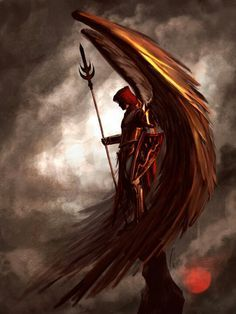 male warrior angel pictures - Google Search