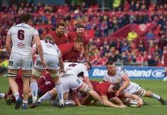 Munster Rugby put paid to Ulster hopes - Clare Courier Racing 92, Munster Rugby, Semi Final, Champion, Sports, Hs Sports, Sport