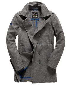 "Superdry ""Bridge Coat"""
