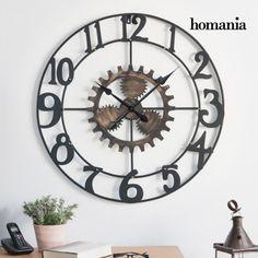 Homania XXL Gears Wall Clock