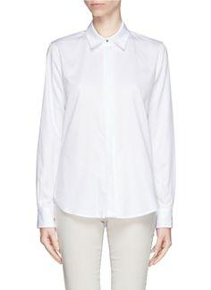 PROENZA SCHOULER - Oxford button down shirt