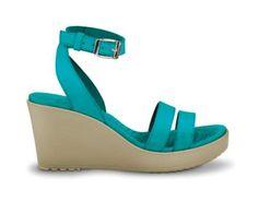 Crocs™ Leigh Wedge | Womens Wedge | Crocs, Inc.