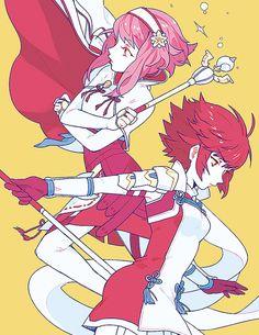 Fire Emblem: If/Fates - Sakura and Hinoka