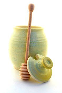 Honey Pot Honeydew by utilemud on Etsy