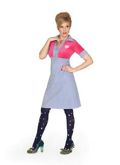 Køb Margot Sofia Fatale kjole 00591 online hos denckerdeluxe