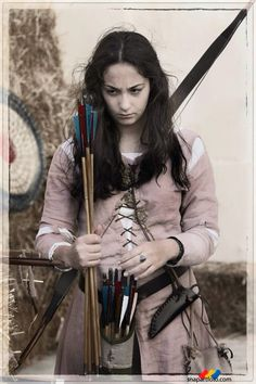 Medieval Mdina Malta - medieval clothing - Archer Human Pictures, Some Pictures, Medieval Peasant, Medieval Life, D D Characters, Medieval Clothing, Archer, Character Art, Wonder Woman
