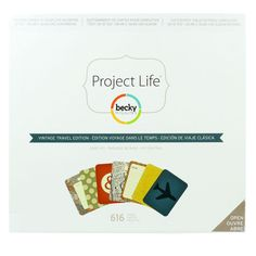 <div>Project Life is the easiest, most fun scrapbooking system you'll ever use! By taking the gu...