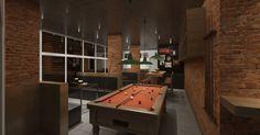 Projeto de interiores - Pub
