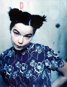 Björk by Norman Jean Roy 1998