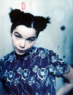Björk by Norman Jean Roy 1998