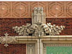 1917 building by Louis Sullivan in Sidney, OH