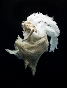 "Saatchi Online Artist: Zena Holloway; Giclée, 2005, Photography ""Angel 9 (edition of 10 + 2 artists proofs)"""