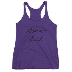 Momma Bird Women's tank top