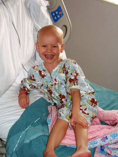 Cancer Survivor age 4.  So wonderful!