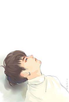 Bobby, Chibi Boy, Chanwoo Ikon, Ikon Wallpaper, Love Art, My Love, Fandom, Happy Pills, Asian Boys