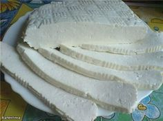 Адыгейский сыр - самый простой рецепт