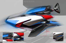 Interiors on Behance Car Interior Sketch, Car Interior Design, Car Design Sketch, Car Sketch, Automotive Design, Auto Design, Interior Design Renderings, Interior Rendering, Interior Concept