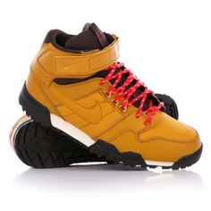 Кеды зимние Nike Mogan Mid 2 OMS Gold Suede/Gld Sd-Clssc