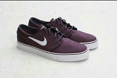 Purple Janoski #Nike