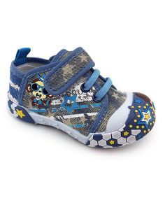 Take a look at this Denim Star Ruby Sneaker today!