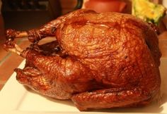 All you need to know about How To Smoke A Turkey!!