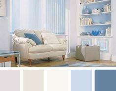 Combinaciones de colores pasteles : PintoMiCasa.com