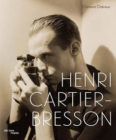 Catalogue, Henri #Cartier-Bresson   The reference #book on Cartier-Bresson offering a great journey through the #20th century.   http://boutique.centrepompidou.fr/fr/monographie-et-mouvements-artistiques/henri-cartier-bresson/537.html