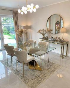 Kitchen Room Design, Home Room Design, Dining Room Design, Home Interior Design, Dining Room Inspiration, Home Decor Inspiration, Decor Ideas, Dining Room Table Decor, Living Room Decor