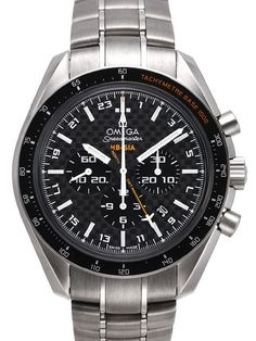 Omega Speedmaster HB-SIA Co-Axial GMT - 321.90.44.52.01.001