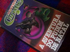 Canto da =)Domino(=: Livro: A Aventura do Pudim de Natal - Agatha Chris...