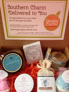 Southern Belle Gift Box