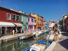 Instagram의 전유진 Yujin Jeon님: 다채롭다 . #부라노 #부라노섬 #아이유섬 #베네치아 #베니스 #이탈리아 #여행 #여행스타그램 #혼자여행 #burano #buranoisland #venice #italy #europe #travel