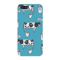 Amazon.com: Milk & Cows Hard Case Cover iPhone 5C: Cell Phones & Accessories
