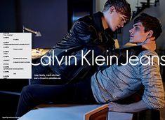 Calvin Klein Jeans FW15 Menswear by Mario Sorrenti