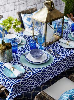Pour une table colorée | Décormag