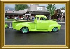 '48 Chevrolet Pickup truck