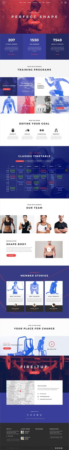 TopFit is modern and professional design responsive #WordPress theme for #fitness, #gym and lifestyle studio website with 6 unique homepage layouts, BMI calculator and class timetable download now➩ https://themeforest.net/item/topfit-a-modern-fitness-gym-and-lifestyle-theme/19531675?ref=Datasata