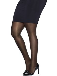 5507792a1 Women s Run Resistant Ultra Sheer Pantyhose