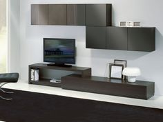 The Z TV unit can fit any space, no matter how small or big