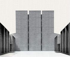 Cimitero Militare /  P. Bonatz, 1941 #architecture #minimal #design @codeplusform