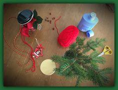 A Natale puoi... ... dare spazio alla Creatività! (O, quantomeno, provarci...) #Natale #Christmas #AddobbiNatalizi #Packaging #Addobbi #Creatività
