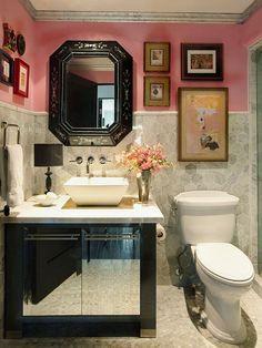 Ideas For Bathroom Decor http://thebestinterior.com/1277-ideas-for-bathroom-decor