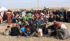Falluja 'humanitarian disaster' warning as Civilians flee IS conflict - https://www.isogossip.com/en/falluja-humanitarian-disaster-warning-civilians-flee-conflict-521/