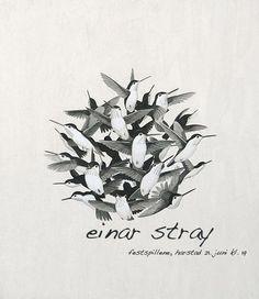Einar Stray Poster 1