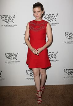 80770b2d7a7c Kate Mara at the Humane Society of the United sStates to the Rescue Gala