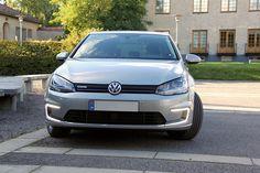 Volkswagen e-Golf - Terjes biler Car Volkswagen, Vans, Vehicles, Van, Car, Vehicle, Tools