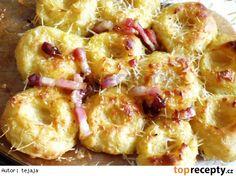 Lemiešky se sýrem - Lemieszki z serem