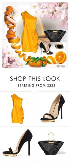 """Spring freshness"" by lamipaz ❤ liked on Polyvore featuring Plein Sud, Charlotte Olympia, Balenciaga, Mela Artisans, Spring, moda, stylish, trend and fashionset"