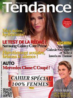 Tendance n°230  Magazine Tendance N°230  parution mensuelle, gratuit en Tunisie. Contact mail : redaction@tendancemag.com Téléphone : 70 869 365