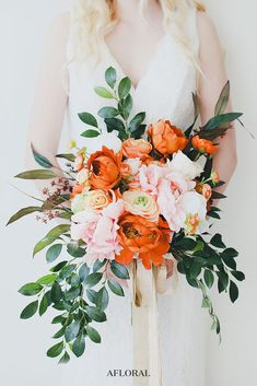 Colorful Wedding Flowers Fall - get the look: colorful wedding bouquets – afloral Fall Wedding Bouquets, Fall Wedding Flowers, Wedding Flower Arrangements, Bride Bouquets, Bridal Flowers, Floral Wedding, Wedding Day, Bouquet Flowers, Table Arrangements